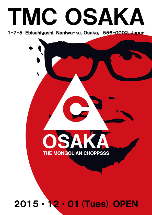 TMC OSAKA OPEN!!